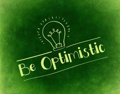 optimism, motivation